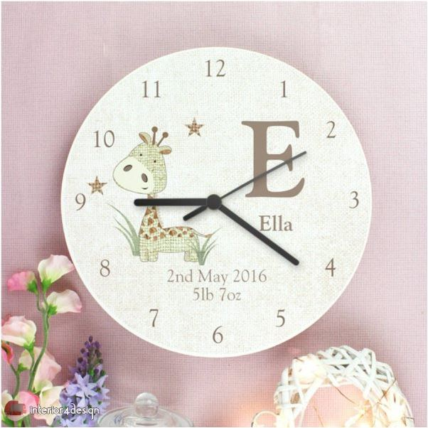 Wall Clocks For Kids Rooms 3