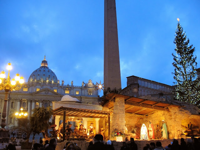 Χριστούγεννα στη Ρώμη: Ο απόλυτος προορισμός