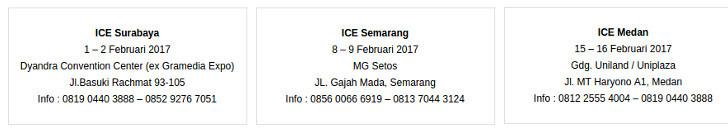 ice-surabaya-semarang-medan