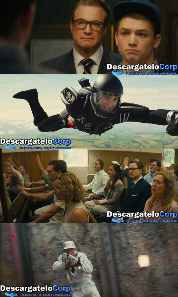 Descargar Kingsman El Servicio Secreto HD 1080p Latino