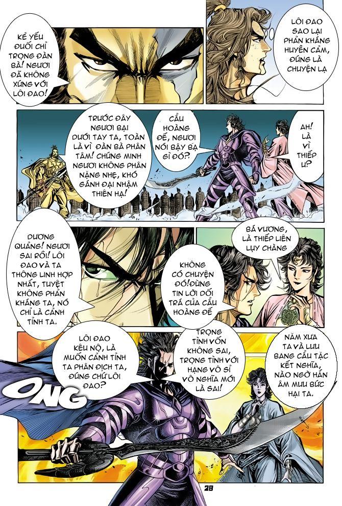 Đại Đường Uy Long chapter 53 trang 28