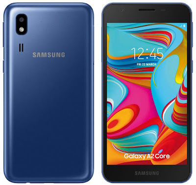 Galaxy A2 Core Phone Full Specification