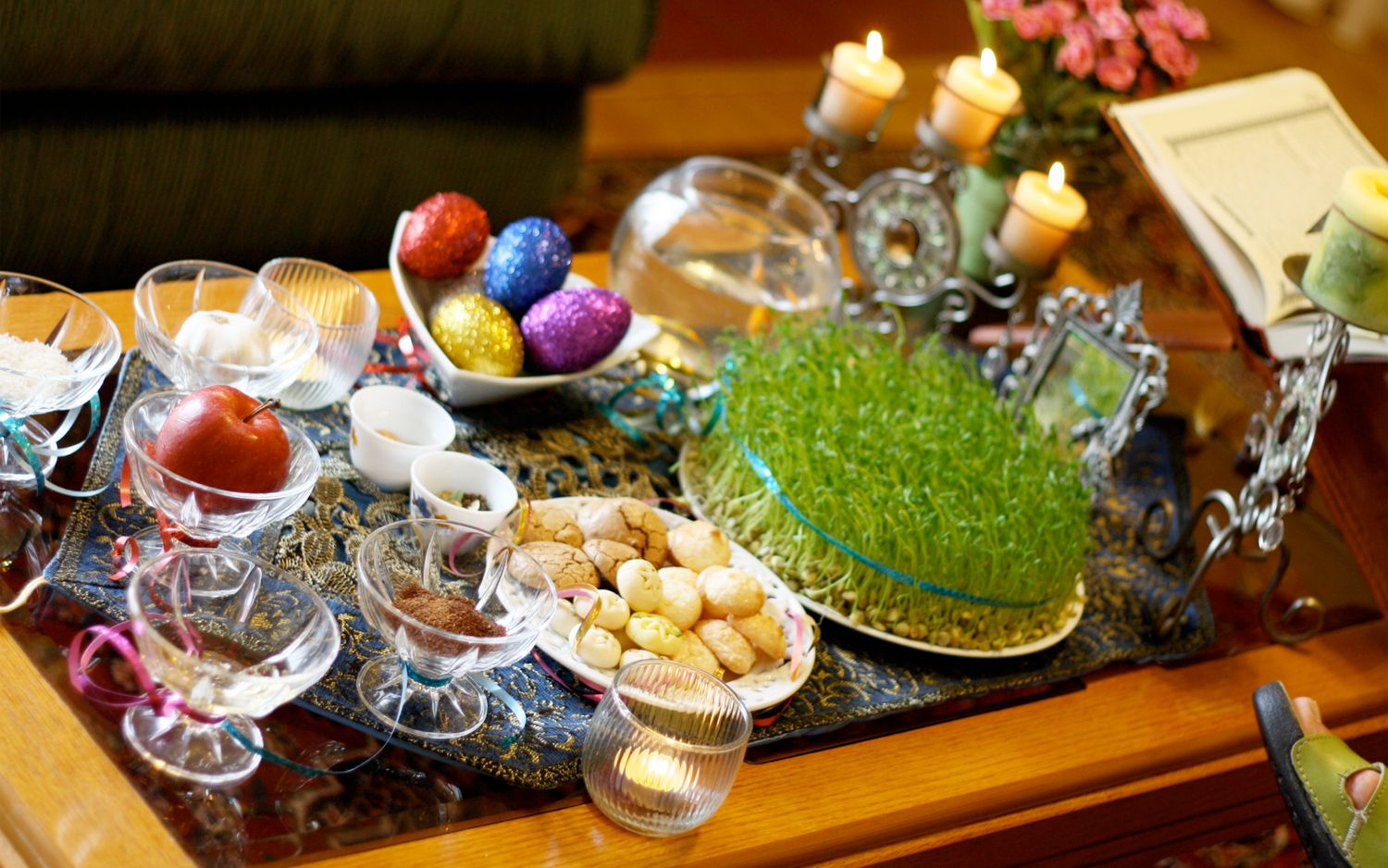 Nowruz New Year Festival | Iran Culture - Culture Festivals