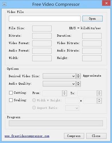 تحميل برنامج ضغط الفيديو Free Video Compressor