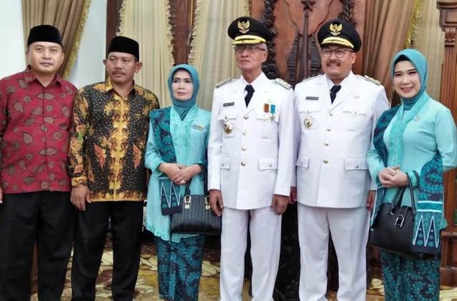 LDII Mengucapkan Selamat Atas Pelantikan Bupati Dan Wakil Bupati Bondowoso Periode 2018-2023