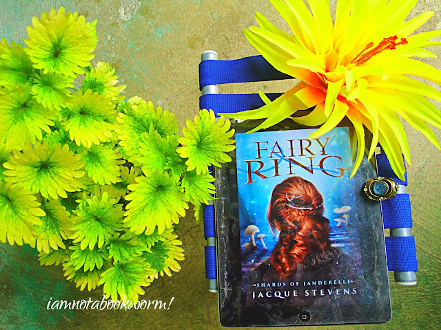 Fairy Ring: Shards of Janderelle (Fairy Ring #1) by Jacque Stevens | A Book Review by iamnotabookworm!