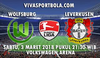 Prediksi Wolfsburg vs Bayer Leverkusen 3 Maret 2018