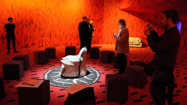 Les Visitants, Una mirada de Guillermo Kuitca a la Colección de la Fondation Cartier