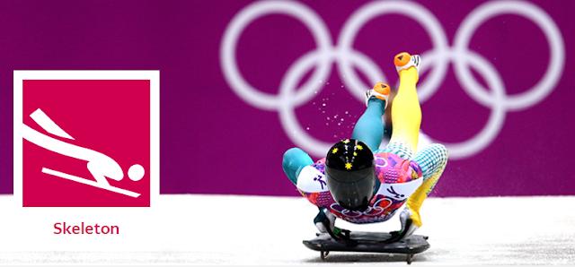 Juegos Olímpicos de Invierno Pyeongchang 2018 - Skeleton
