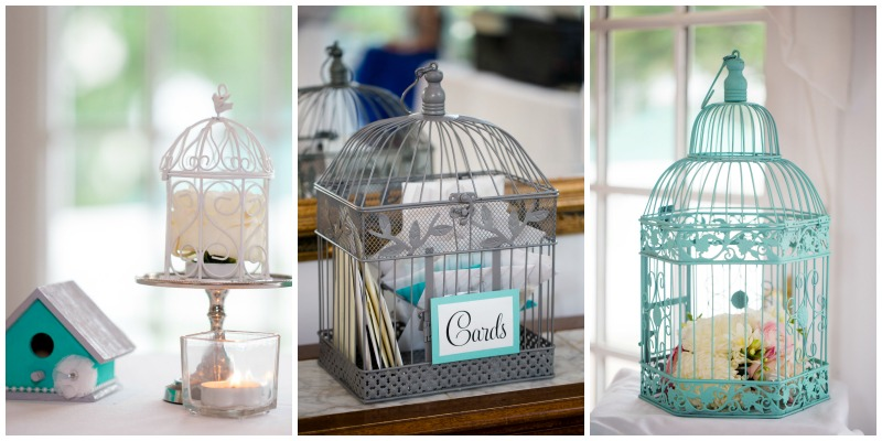 Wedding Wednesday- Birdcage Decor | The Inspired Hive
