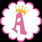 Логотип канала YouTube Queen Alice и блога об игрушках и куклах queenalicetoys.com