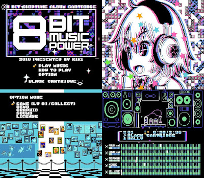 8 Bit Music Power