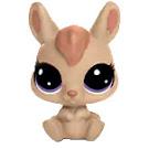 Littlest Pet Shop Series 1 Pet Pairs Abi Kangarooney (#1-154) Pet