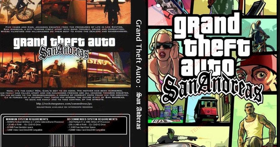 Gta San Andreas Extreme Edition Free Download Pc Game - littledv