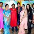 Priyadarshan Jadhav, Aniket Vishwasrao, Bhagyashri Mote celebrated Diwali to promote their Marathi film Majhya Baikocha Priyakar .