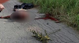 Homem é morto a tiros em Campos, RJ.