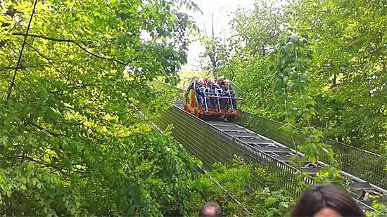 Parques de diversões sem eletricidade - Ai Pioppi 2
