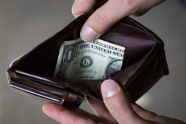 Poor money behavior