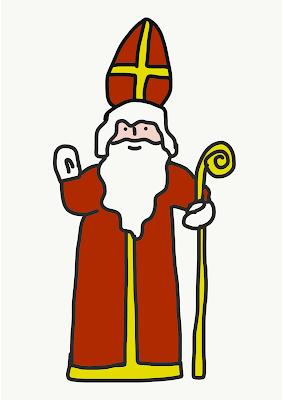 День Святого Николая французский язык для детей, французский язык для детей