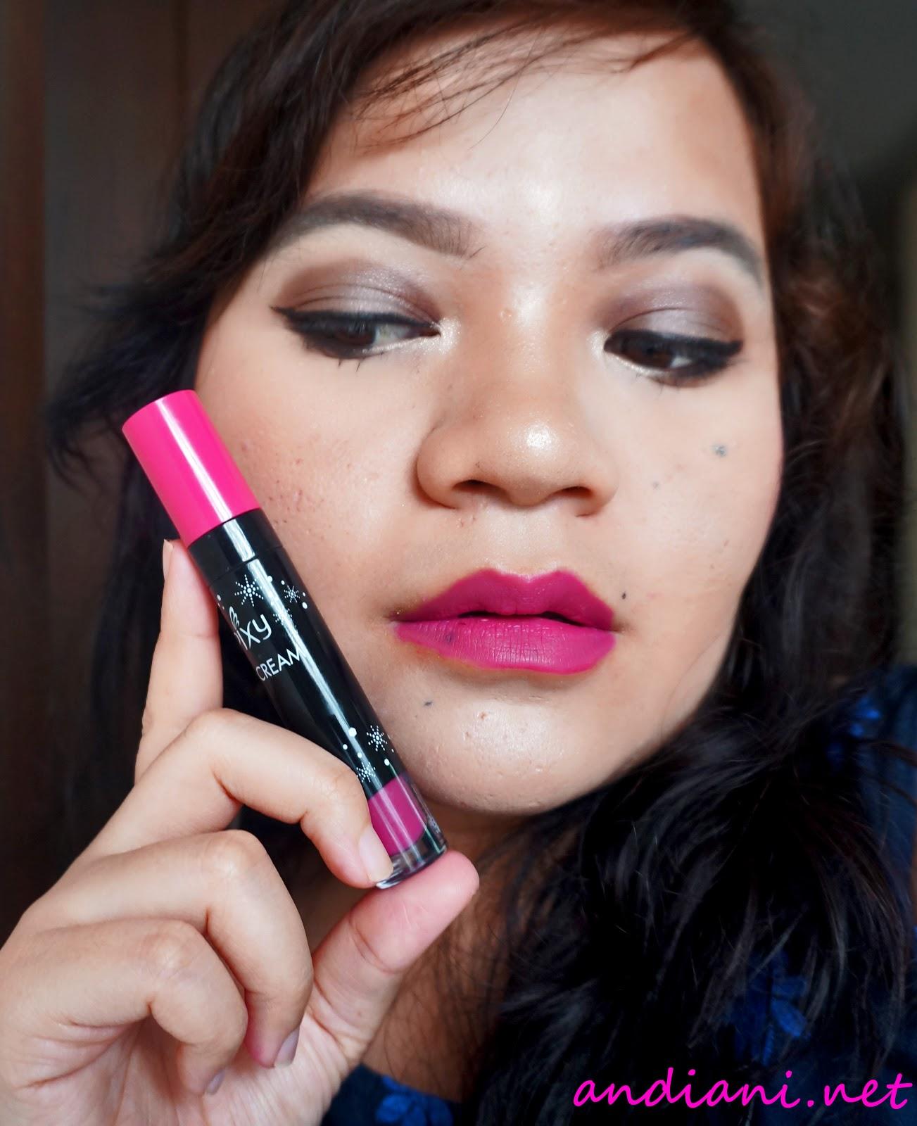 Beauty Battle Lip Cream Lokal dan Drugstore (Pixy, Revlon