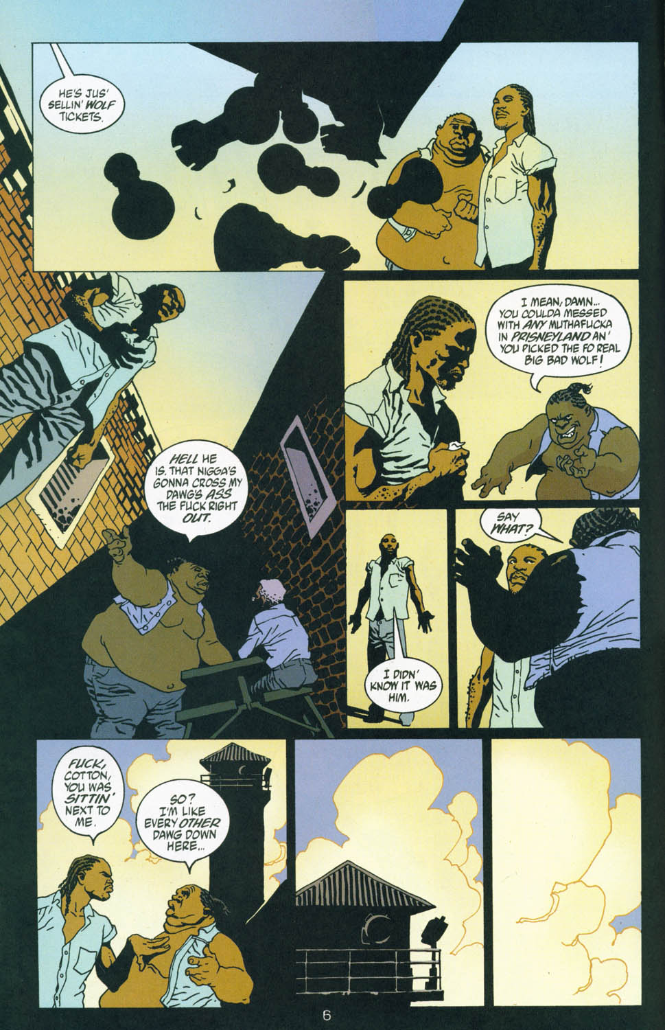 Read online 100 Bullets comic -  Issue #45 - 8