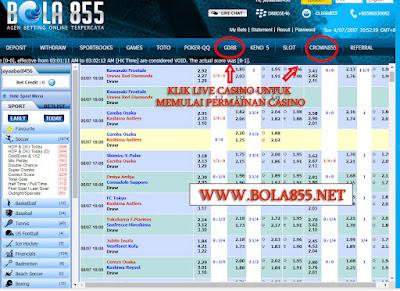 judi bola855 casino online
