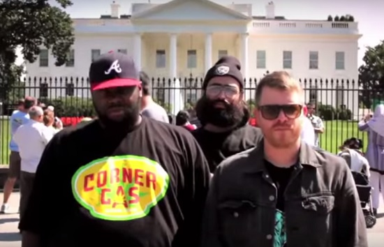 Run The Jewels - Get It [Vídeo]