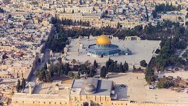 Australia Didesak Akui Yerusalem Timur Ibu Kota Palestina