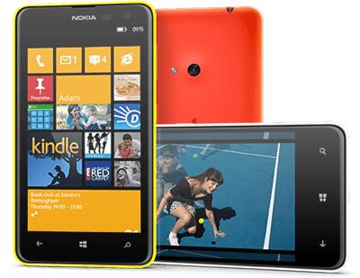 Thay mặt kính Lumia 625 giá rẻ