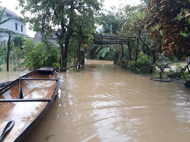Chùm ảnh lũ lụt tại Giáo xứ Dương Sơn – Huế - Ảnh minh hoạ 23