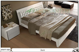Tempat Tidur Modern Minimalis Model Jazz