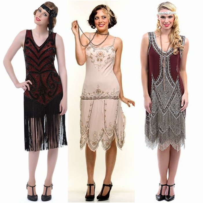 15376ee9217 The Great Gatsby   Roaring 20s Quinceanera Theme Outfit Ideas ...
