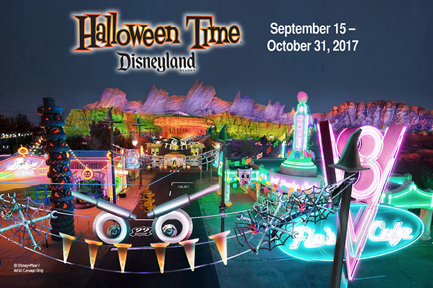 Arizona Families: Disney Halloween Party Dates and Disneyland ...