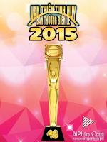 Lễ Trao Giải TVB 2015 Hong Kong