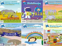 Kumpulan majalah anak penuh makna dan inspiratif