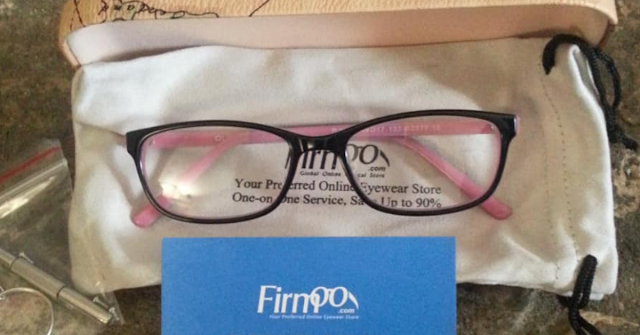 Free Glasses in the Mail from Firmoo