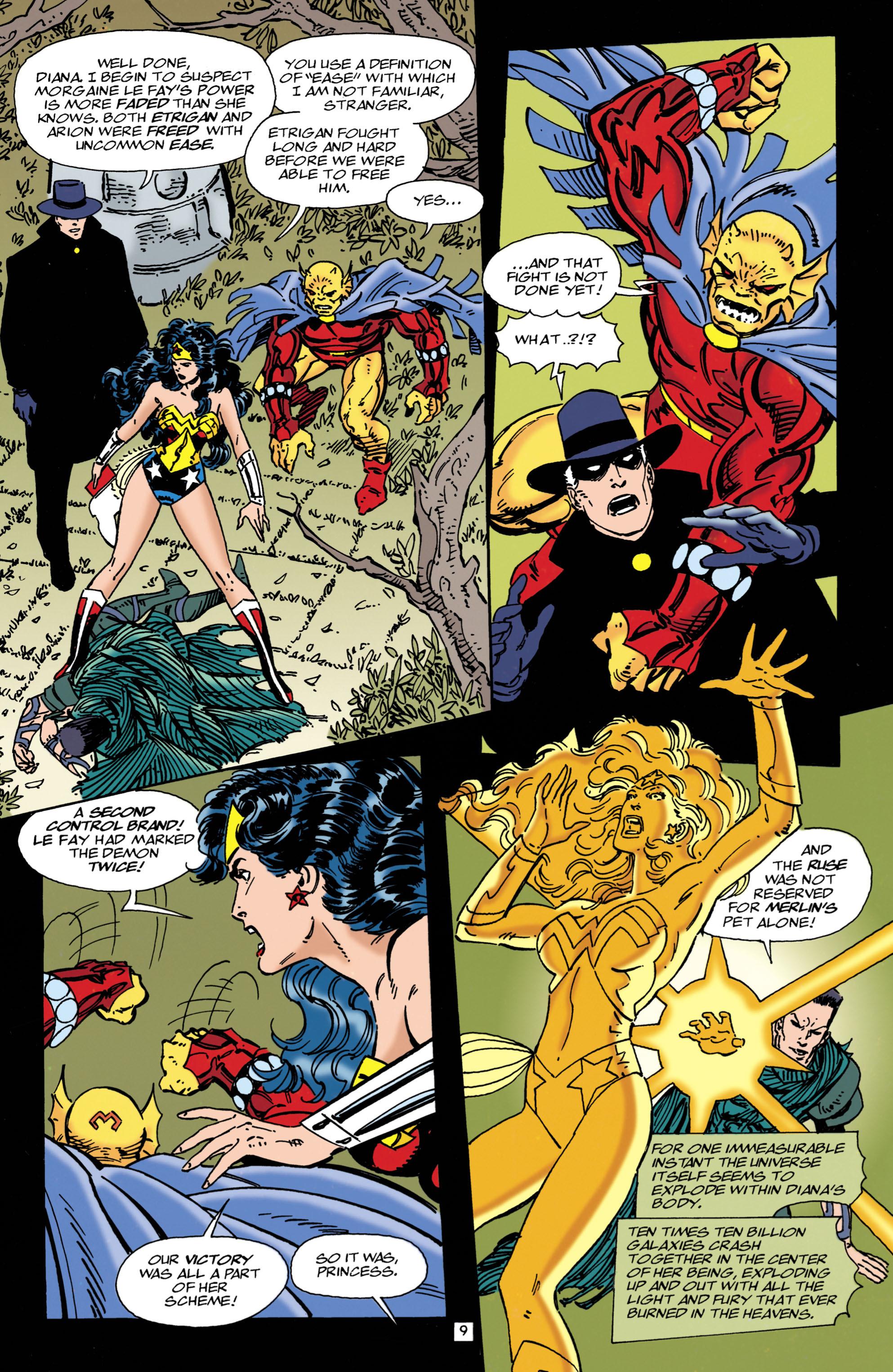 Read online Wonder Woman (1987) comic -  Issue #108 - 9