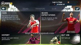 Download FIFA 14 Mod 18 by Zawkhet Apk + Obb