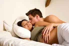 cách quan hệ khi mang thai