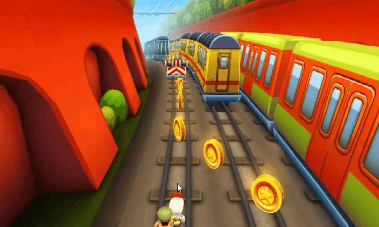 تحميل لعبة صب واي Subway Surfers للموبايل وللكمبيوتر