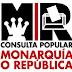 Madrid vota República: el 92,88% de los votos descartan la Monarquía como forma de Estado