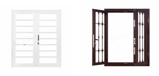 Rogiamstore esistono cancellate di sicurezza in ferro - Cancellate per finestre ...