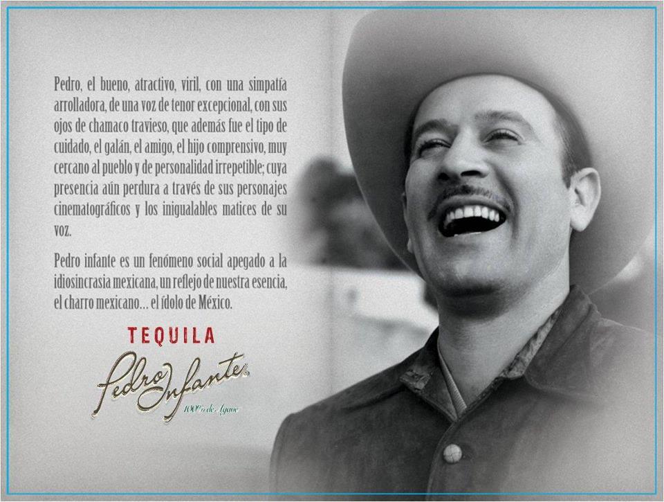 Lupita infante tequila pedro infante bco reposado y a ejo - Pedro piqueras biografia ...