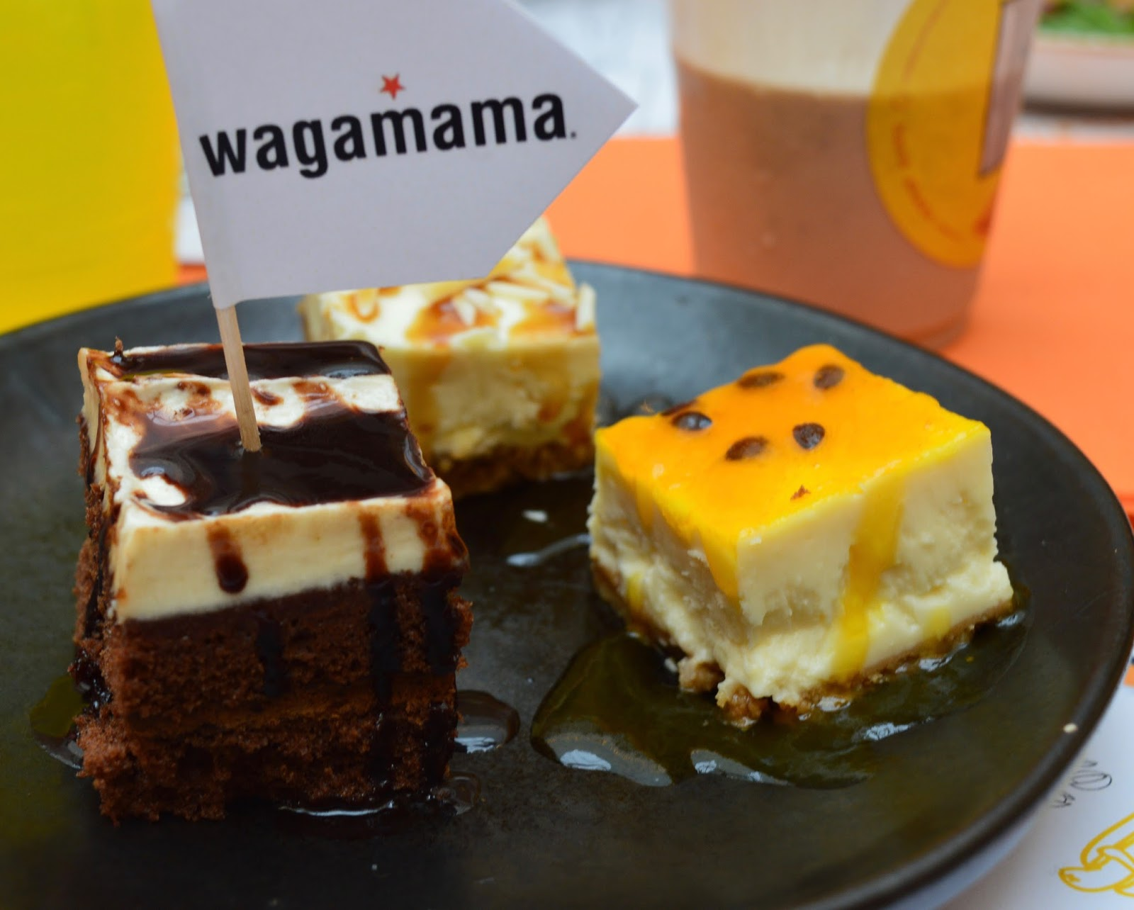 Our Guide to Family Restaurants & Children's Menus at intu Metrocentre - Mini desserts Wagamama