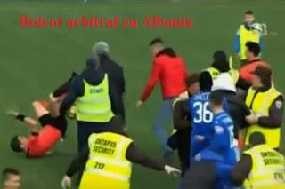 arbitros-futbol-albania-boicot