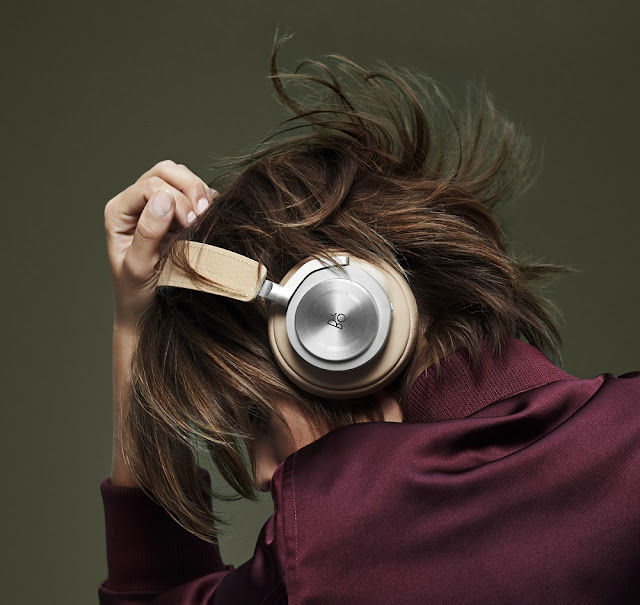 Wireless headphones - B&O BeoPlay H7