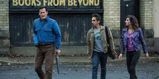 "Ash Vs Evil Dead ""Books From Beyond"" 7"