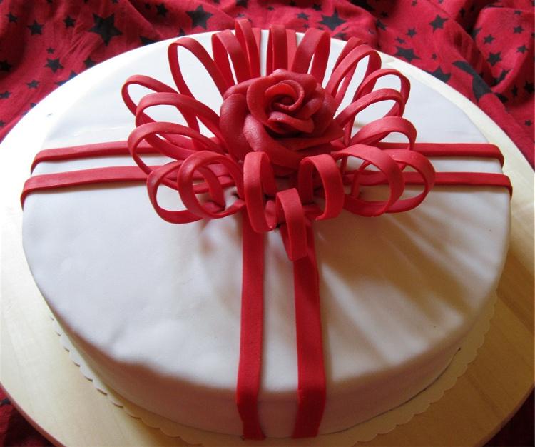Schokoladen-Kirsch-Torte