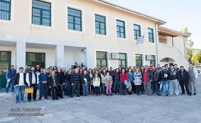 Γ. Μανιάτης: Ο κ. Πελεγρίνης δασμευτιηλε σήμερα πάλι για την λειτουργία του ΣΕΚ/ΙΕΚ Επιδαύρου