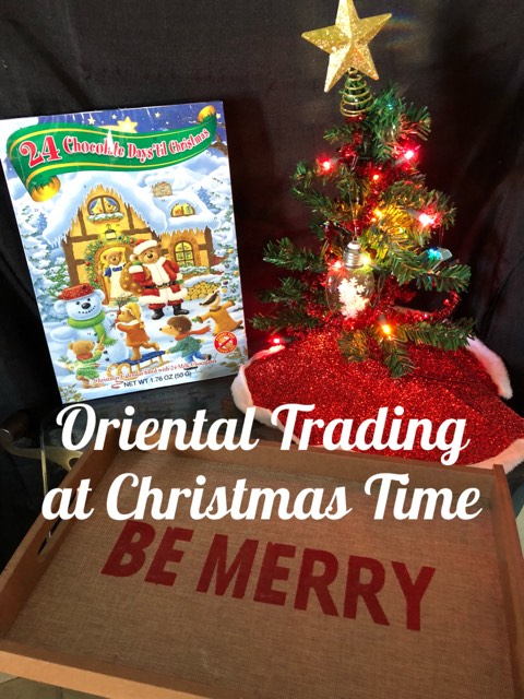 Oriental trading christmas gifts